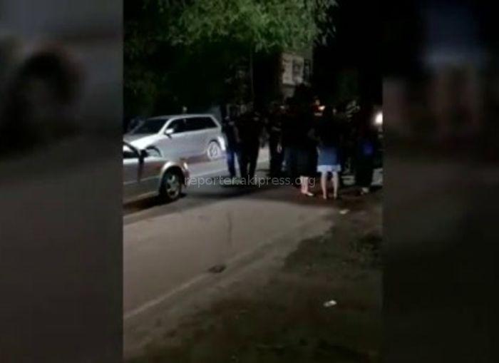 УОБДД Бишкека о массовой драке после ДТП: Драка не относится к ДТП