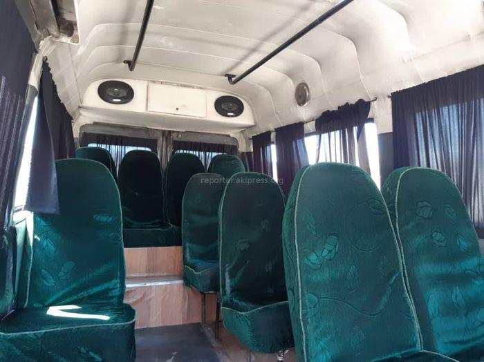 Водитель маршрутки №104 написал объяснительную, а также устранил все недочеты в салоне, - мэрия Бишкека (фото)
