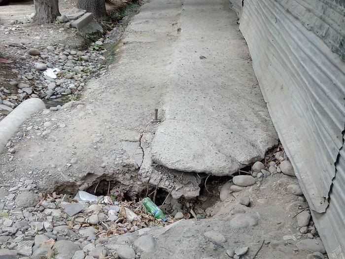 «Бишкекасфальтсервис» включит ремонт тротуара на ул.Раззакова в титульный список 2019 года