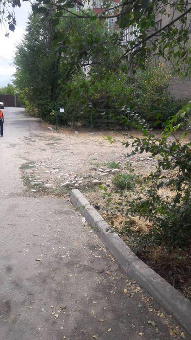 Мусор на улице Ташкумырской убран (фото)