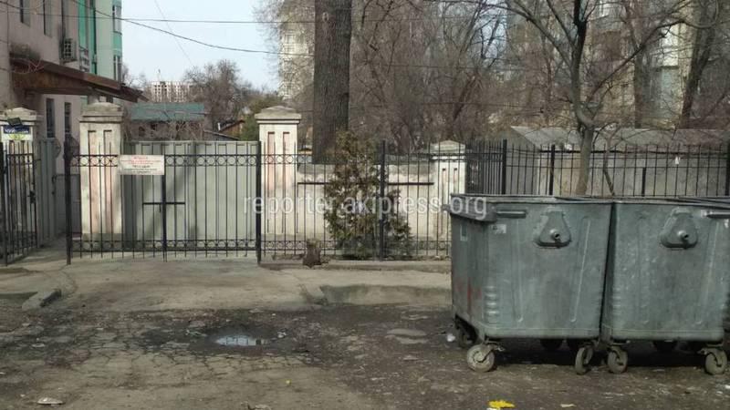 В Бишкеке на улице Чуйкова мусорные баки кочуют по улице, - горожанин