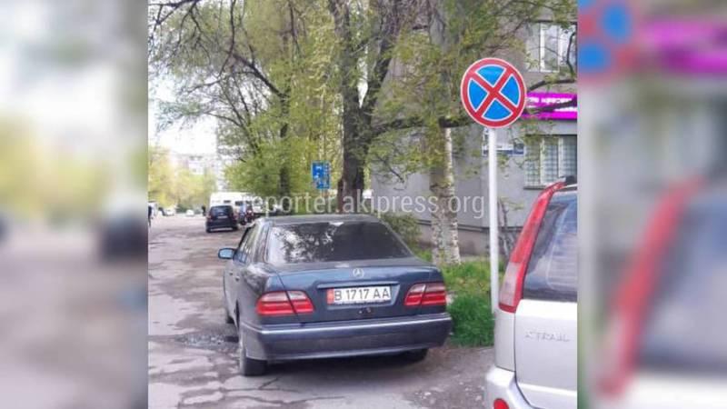 Знак-невидимка. Как водители игнорируют запрет парковки (фото)