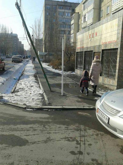 Свердловский акимиат устранит препятствия по ул.Мамбетова в ближайшее время