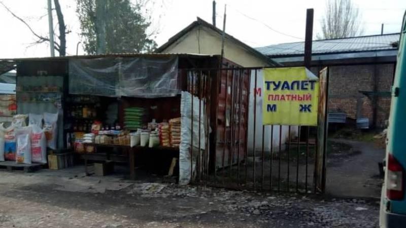 Житель: В селе Беловодское рядом с продуктовым магазином построили общественный туалет