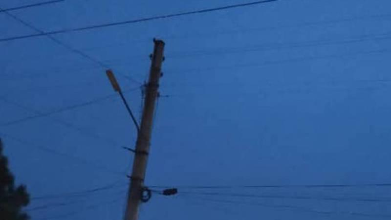 Горожанин интересуется, почему так рано отключают уличное освещение?