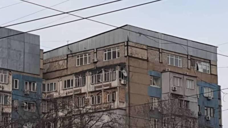 Можно ли в Бишкеке проживать в квартирах на техническом этаже?