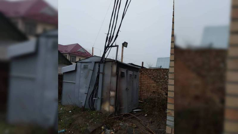 Старый трансформатор по улице Айни будет заменен, - Северэлектро