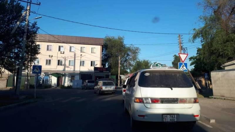 Когда на Осмонкула-Куренкеева поставят светофоры? - горожанин. Фото