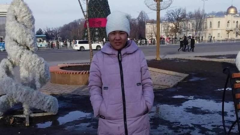 В Бишкеке пропала 30-летняя Атиргул Шамшиева. Фото