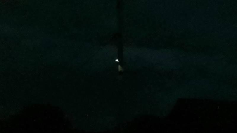 В Военно-Антоновке неисправно работает уличное освещение, - местный житель Бакыт