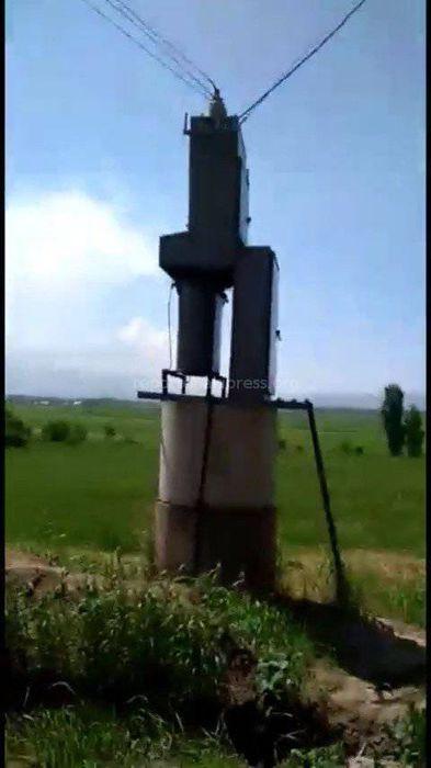 Трехфазная система электроснабжения для охранной будки в Чон-Таше подключена на основе контракта, - «Северэлектро»