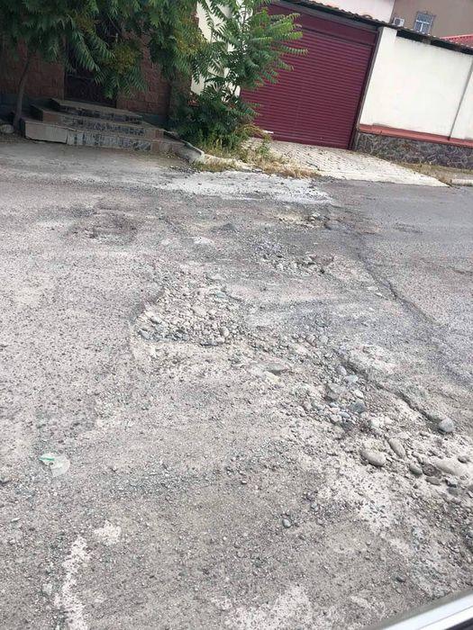 Когда отремонтируют ул.Толомуша Океева в Бишкеке? (фото)