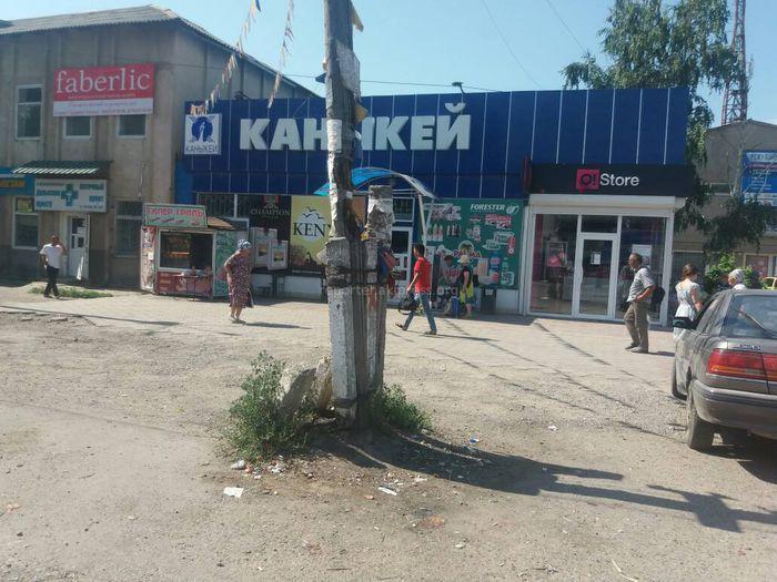 Сотрудники Госэкотехинспекции убрали мусор в селе Ивановка