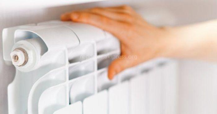 В доме в микрорайоне Джал до сих пор подается отопление