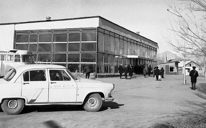 Сердце гор: Город Нарын в прошлом. Архивные фото