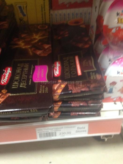 Читатель жалуется, что в «Бета Сторесе» цены на витрине и кассе разнятся (фото)