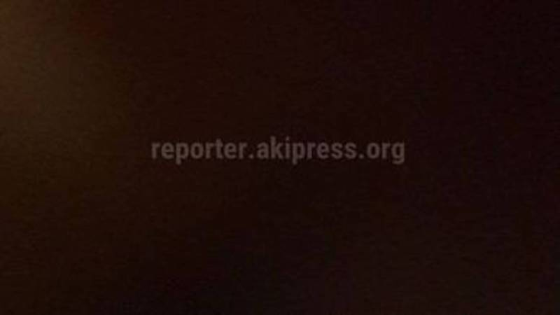 На ул.Орозбекова проводятся ремонтно-восстановительные работы, - «Бишкексвет»