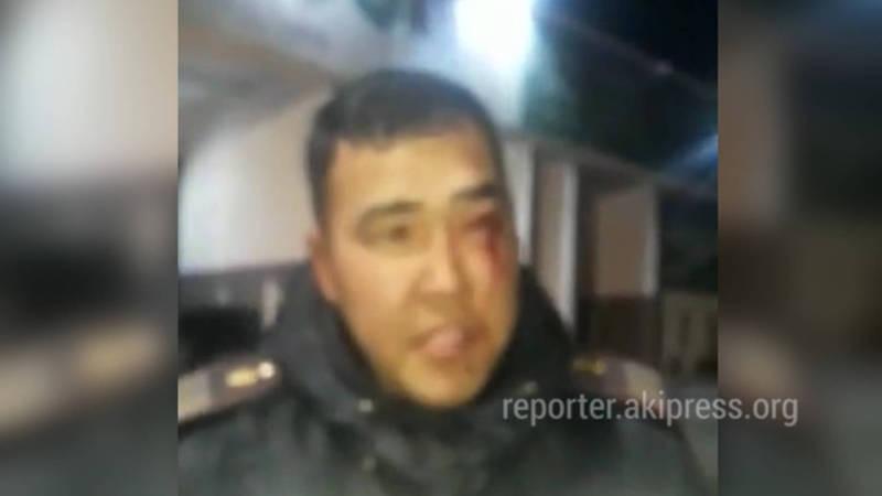 Подбили глаз — В чем причина конфликта между работниками прокуратуры и ООБДД. Полное видео