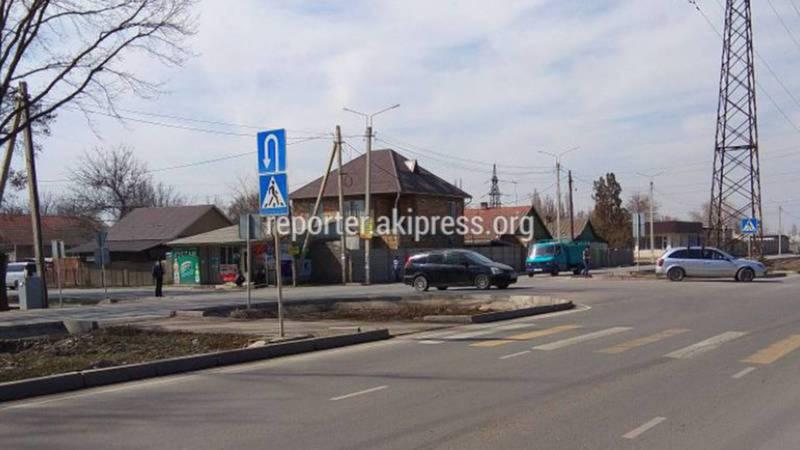 На Профсоюзной-Бородина дорожный знак «Место для разворота» будет демонтирован, - УОБДД