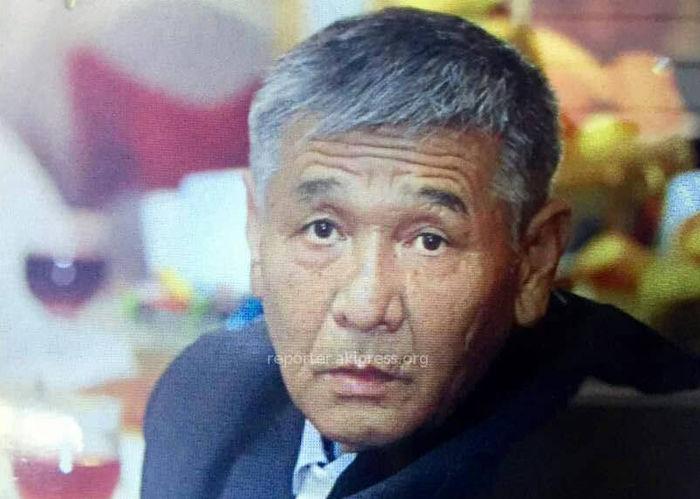 Пропал 57-летний житель села Аламедин Кубанычбек Молдокунов <i>(фото)</i>
