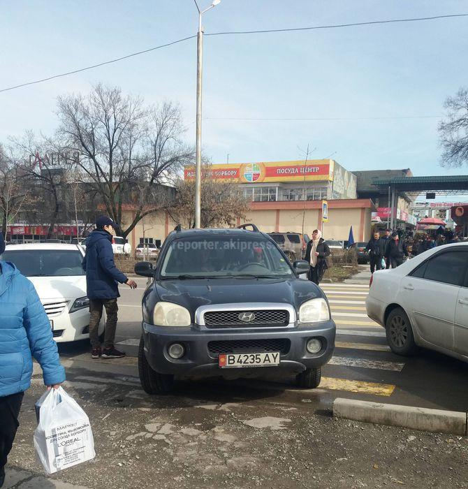 «Доска позора»: Парковка в неположенном месте, выезд за стоп-линию и другие нарушения ПДД