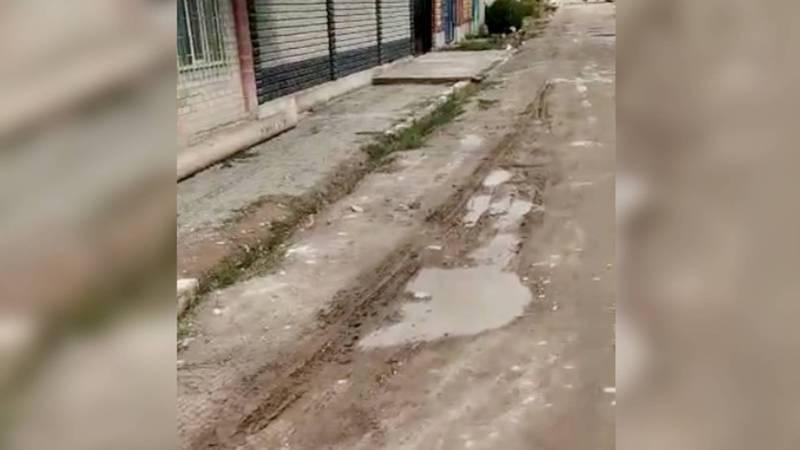 В Арча-Бешике после прокладки газопровода не восстановили дорогу. Видео