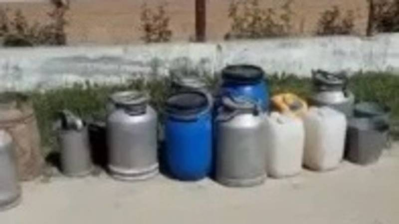 В городе Кербен нет воды, - местная жительница. Видео
