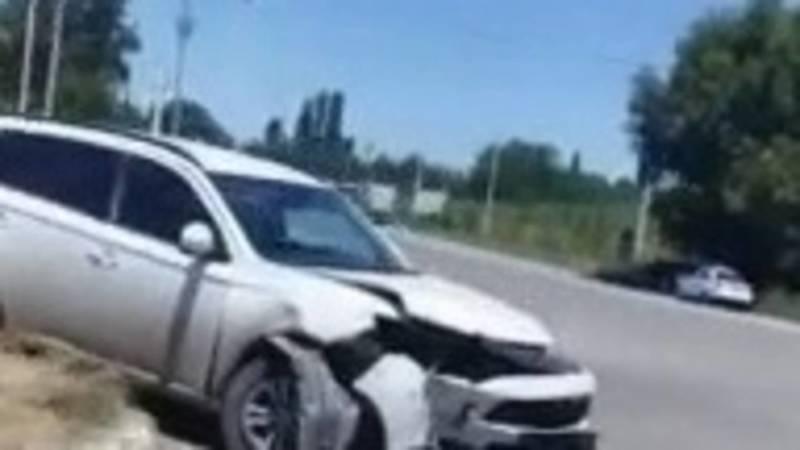 На объездной дороге произошло ДТП, - очевидец. Видео