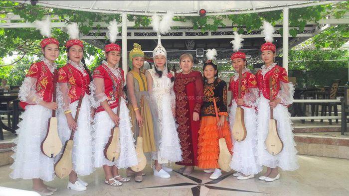 Кыргызстандык жаш таланттар Турциядагы сынакта байгелүү орундарды алды <i>(фото)</i>