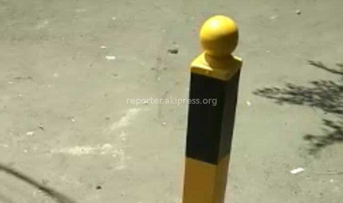 Ограждение между ул.Ибраимова и Шопокова будет демонтировано в течение 5 дней, - мэрия