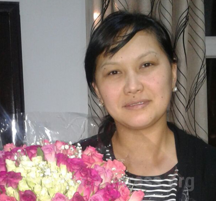 Бишкекчанин разыскивает свою 32-летнюю супругу Миляну <i>(фото)</i>