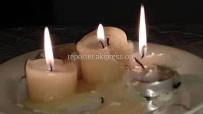 Отключения электричества на улице Манас айылы связаны с повреждением кабельного вывода
