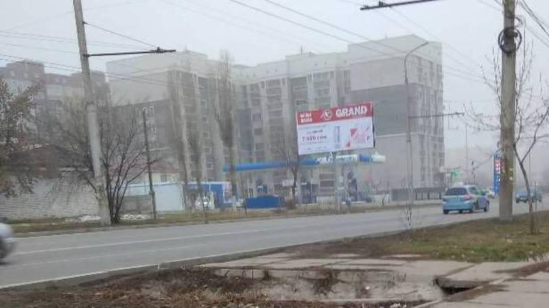В Бишкеке на Ахунбаева - Островского отсутствует знак пешехода и «зебра», - читатель (фото)