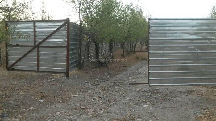 Бишкекчанин считает, что разрушается экосистема южной части столицы