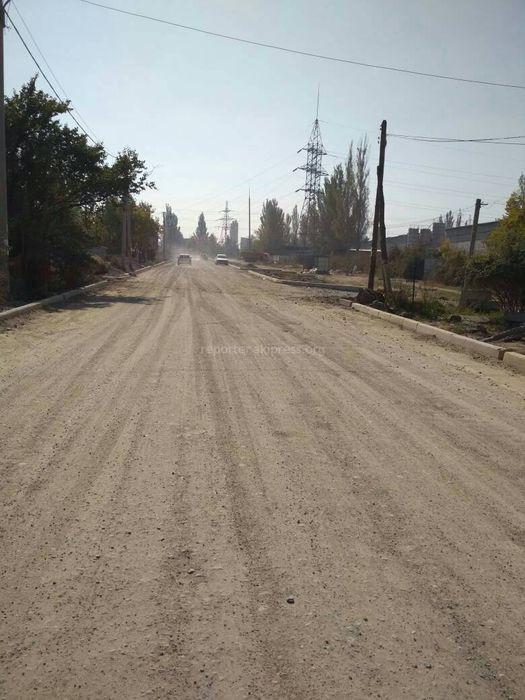 Почему приостановилась ремонтная работа на улице Октябрьской в районе Токольдоша? - бишкекчанин (фото)