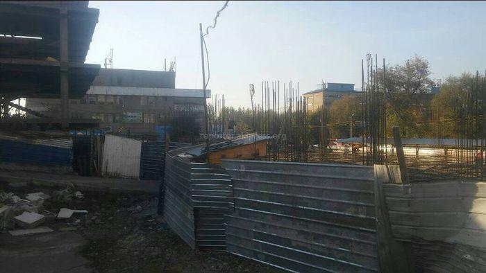 Госэкотехинспекция ответила на вопрос читателя относительно строительства объекта на участке ул.Суеркулова в Бишкеке