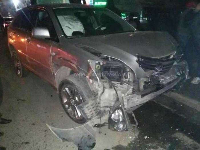 На ул.Фучика столкнулись 3 машины, есть пострадавшие <i>(фото)</i>