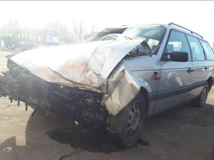 В Бишкеке машина насмерть сбила пешехода (фото)