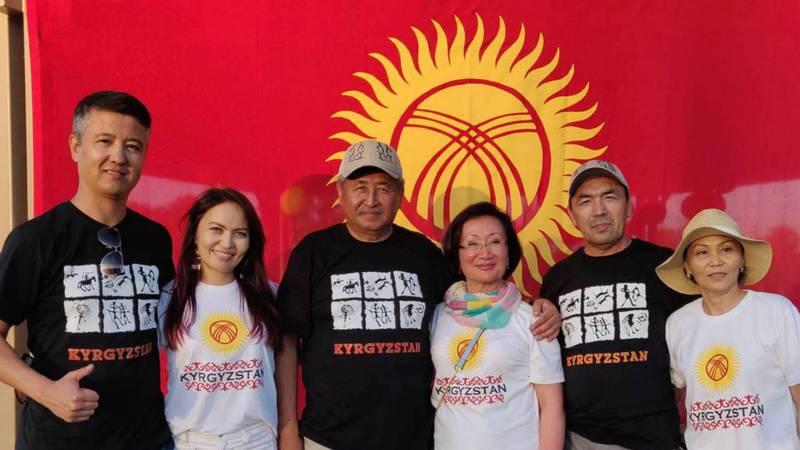 День независимости Кыргызстана отпраздновали в штате Калифорния (фото и видео)