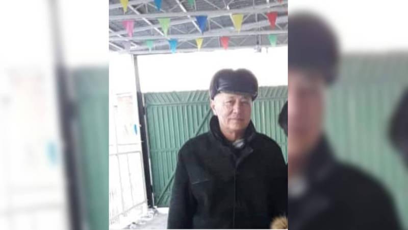 Внимание, розыск! В Бишкеке пропал 64-летний Жолдошбек Шалпыков (фото)