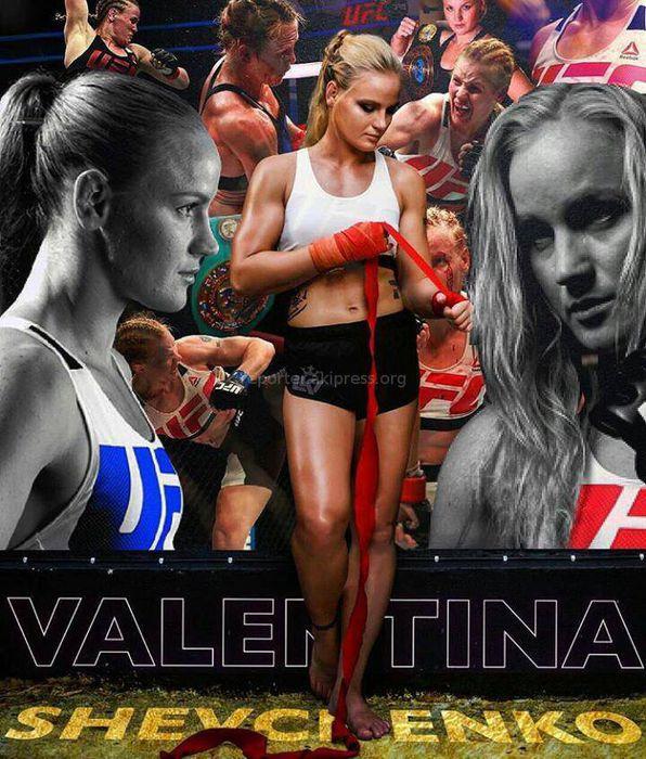 Как поклонники Валентины Шевченко устроили флешмоб с ее фотографией? <i>(фото)</i>