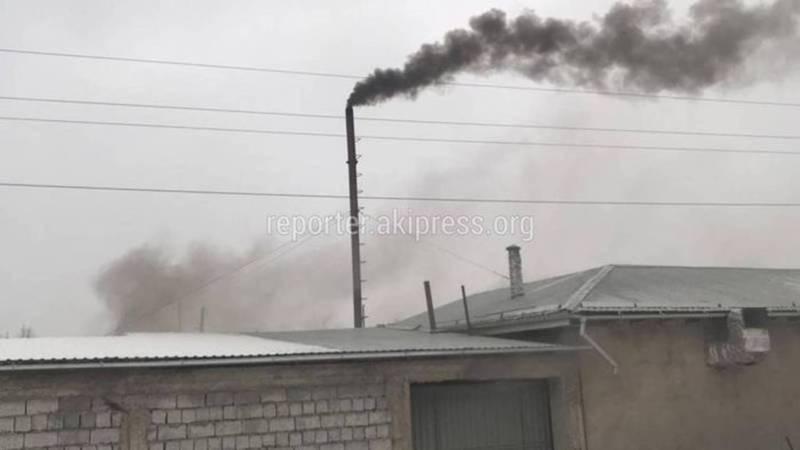 Госэкотехинспекция о сообщениях о загрязнении воздуха: Минэкономики не разрешает внеплановую проверку объектов