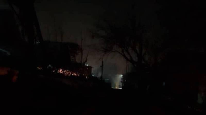 Когда проведут освещение в переулке Долонском в Бишкеке?