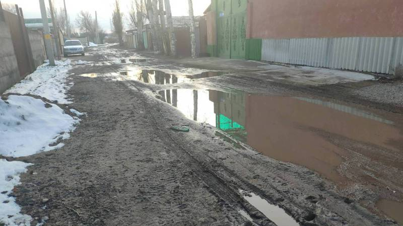 Когда отремонтируют дорогу на ул.Новой в селе Ленинское?