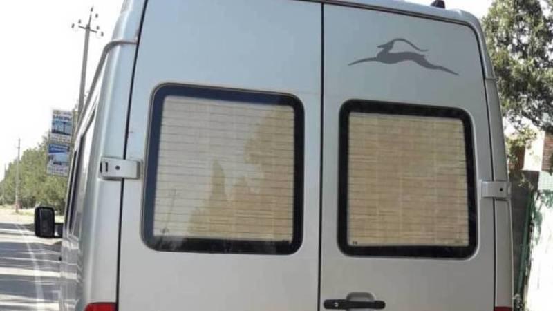 Водитель маршрутки №146, забивший салон пассажирами, оштрафован на 3000 сомов, - УПСМ