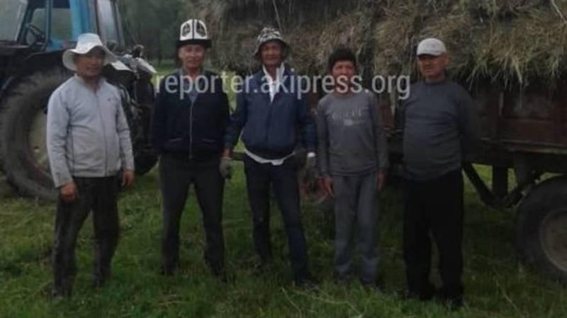 55-летний Аскар Берикбаев, пропавший в Тюпском районе, нашелся