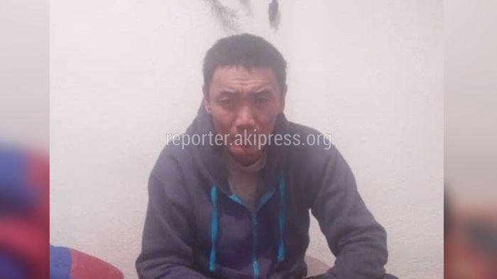 Без вести пропавшего 33-летнего Нургазы Айдаралиева нашли в Бишкеке