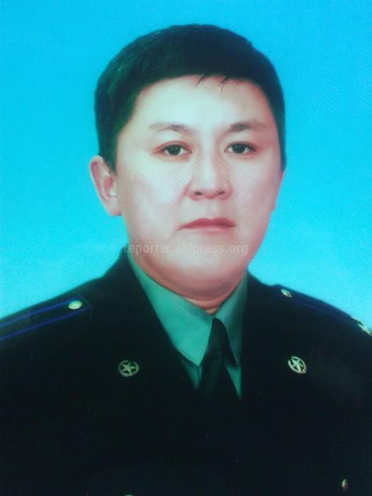 15 лет назад при неизвестных обстоятельствах пропал подполковник СНБ КР, родственники просят продолжить его поиски <i>(фото)</i>