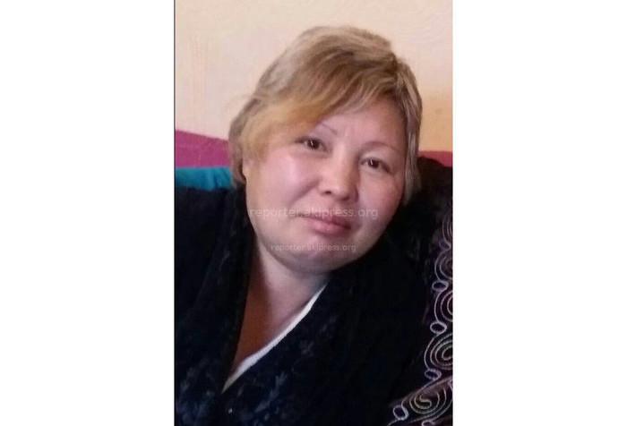 В Бишкеке пропала 51-летняя Роза Аджикова <i>(фото)</i>