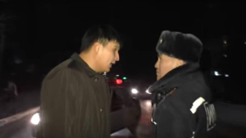 «Ты знаешь, кто мой отец?». Конфликт между пассажиром нарушителя и инспектором УОБДД